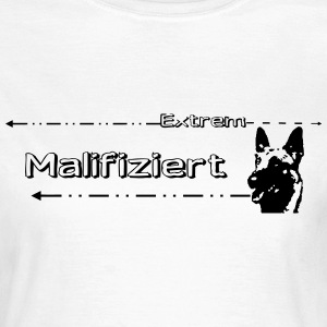 malifiziert T-Shirts - Frauen T-Shirt