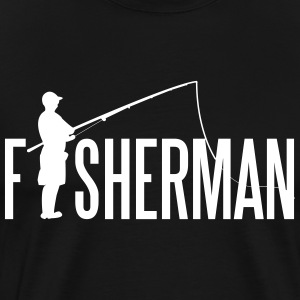 Fisherman T-Shirts - Men's Premium T-Shirt
