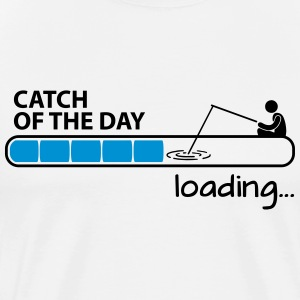 Catch of the day - loading T-shirts - Premium-T-shirt herr