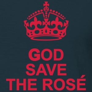 God save the Rosé Tee shirts - T-shirt Homme