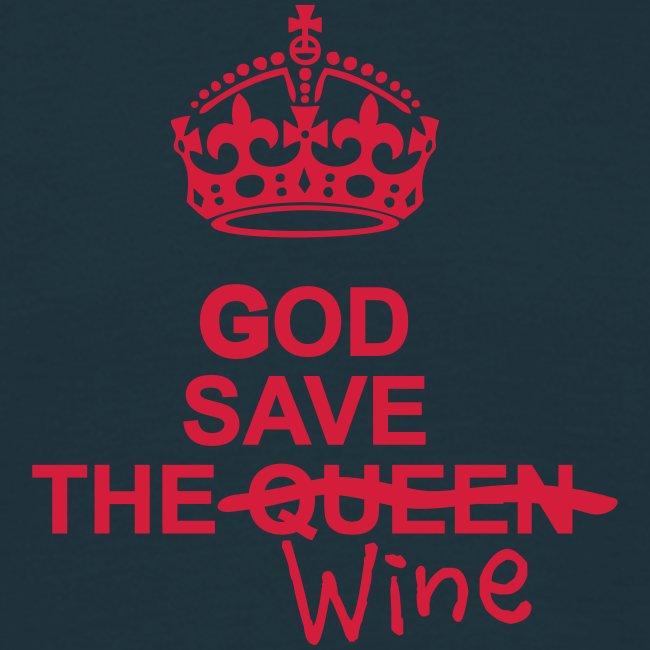 GOD save... the Wine ¨