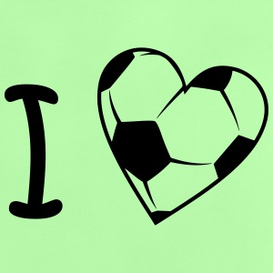 Football / soccer I love Shirts - Baby T-Shirt