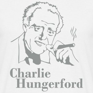 Charlie Hungerford 2 T-Shirts - Men's T-Shirt