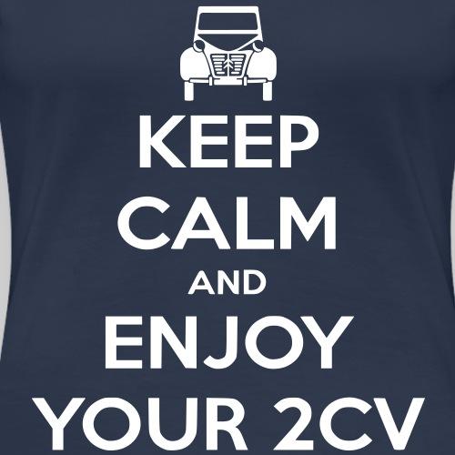 2CV Ruhe bewahren