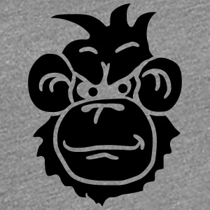 Cool wicked dangerous monkey guy face T-Shirts - Women's Premium T-Shirt