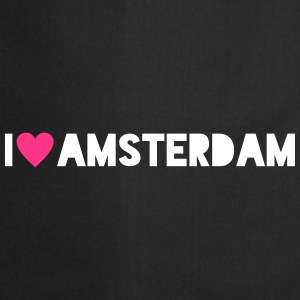 I Love Amsterdam - Cooking Apron