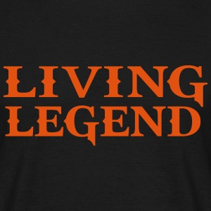 living legend  Tee shirts - T-shirt Homme