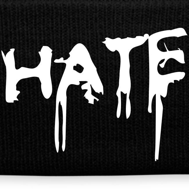 """Bonnet """"Hate"""" MIG"""