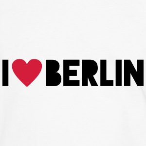 I Love Berlin T-Shirts - Men's Ringer Shirt