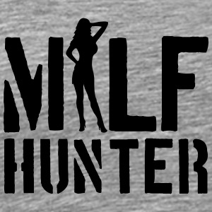 Milf Hunter T-Shirts - Men's Premium T-Shirt