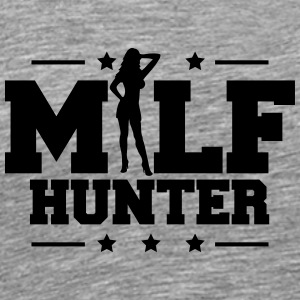 Design Milf Hunter T-Shirts - Men's Premium T-Shirt