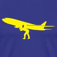 Motiv ~ Flugzeugträger - Jungs - blau