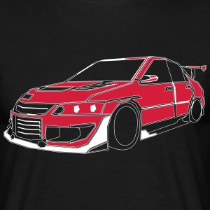 Auto, Car T-shirts - Mannen T-shirt