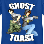 Design ~ Ghost & Toast