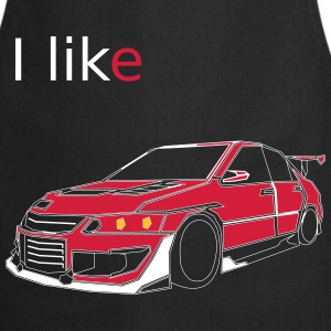I Like Cars  Aprons - Cooking Apron