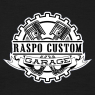 Motif ~ T-Shirt Raspo Custom Garage