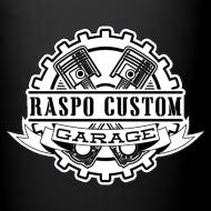 Motif ~ Tasse Raspo Custom Garage