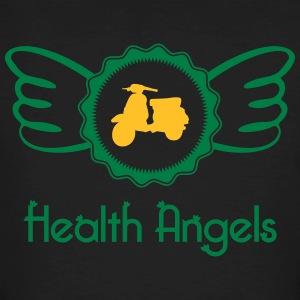 Health Angels T-Shirts - Männer Bio-T-Shirt