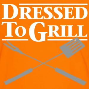 Dressed to Grill T-Shirts - Men's Ringer Shirt