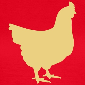 Huhn T-Shirts - Frauen T-Shirt