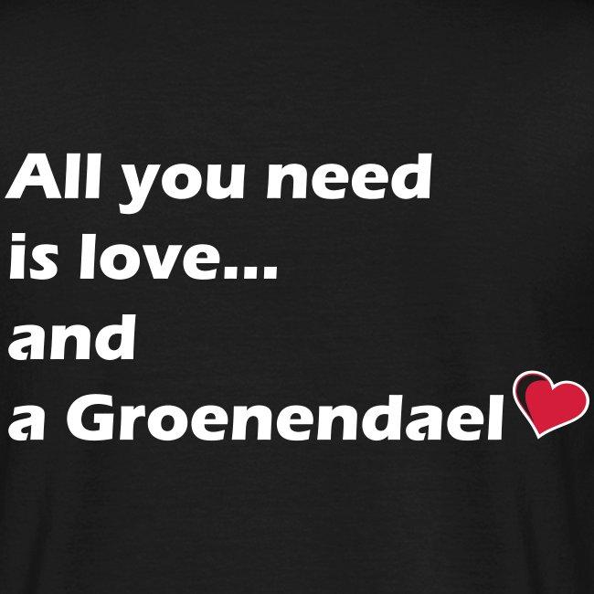 all U need Groenendael