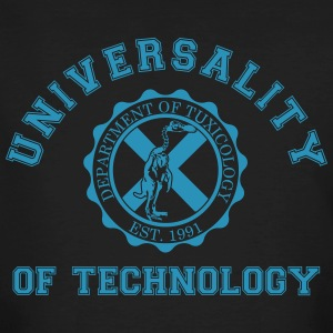 Universality of technology - T-shirt bio Homme