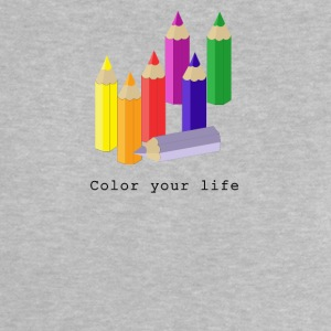 Color your life Skjorter - Baby-T-skjorte