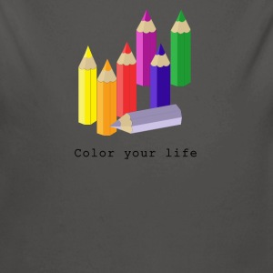 Color your life Pullover & Hoodies - Baby Bio-Langarm-Body