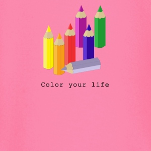 Color your life Shirts met lange mouwen - T-shirt