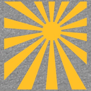 Sun rays rectangle design T-Shirts - Women's Premium T-Shirt