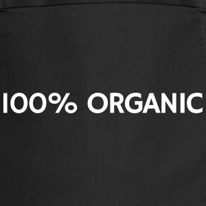 100% Organic  Aprons - Cooking Apron