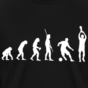 Evolution  World Cup mästare T-shirts - Premium-T-shirt herr