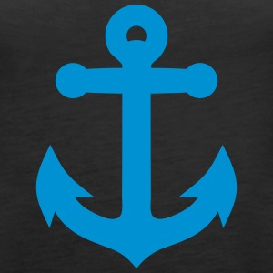 anchor anker Tops - Vrouwen Premium tank top