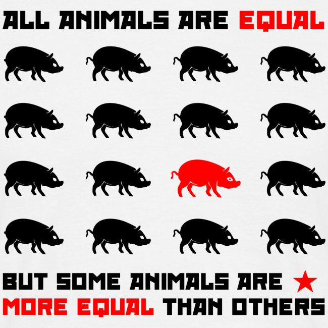 all animals are created equal philosophy essay This paper discusses animal rights causes the author examines issues of animal equality and speciesism, and refutes arguments made by anti-animal rights groups need essay sample on all animals are created equal specifically for you for only $1290/page.
