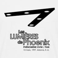 Motif ~ Tee shirt Les lumières de Phoenix