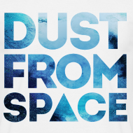 Motif ~ Tee shirt Dust From Space