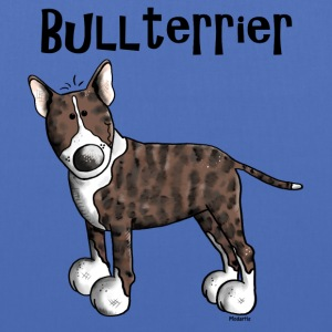 Cute Bull Terrier - Dog Bags & Backpacks - Tote Bag