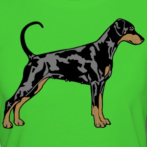 Dobermann Pinscher Dog T-Shirts - Frauen Bio-T-Shirt