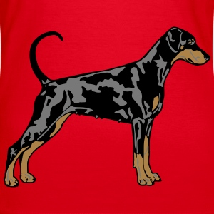 Dobermann Pinscher Dog T-Shirts - Women's T-Shirt