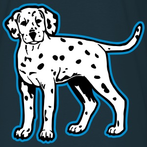 Dalmatian Dog Puppy Tee shirts - T-shirt Homme