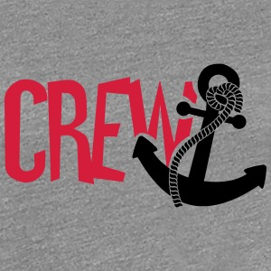 Crew anchor sailor T-Shirts - Women's Premium T-Shirt