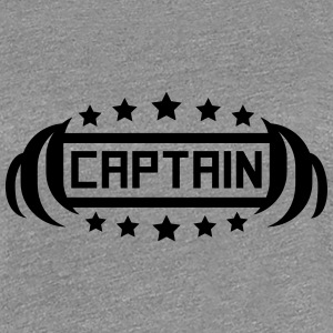 Captain Hero Logo T-Shirts - Women's Premium T-Shirt