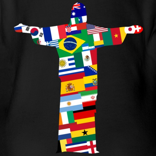 Brésil 2014 Rio Jésus Nations