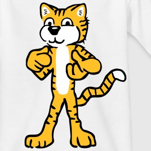Tiger - Kinder T-Shirt