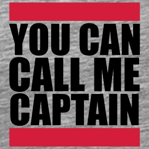 You can call me Captain Logo T-Shirts - Men's Premium T-Shirt