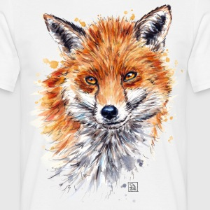 SM Fuchs | fox T-Shirts - Men's T-Shirt