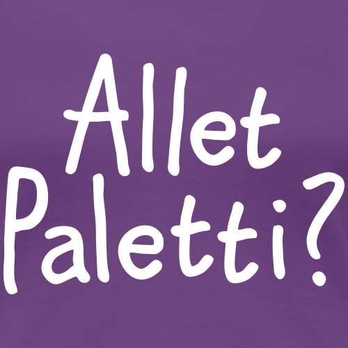 Allet Paletti - Alles in Ordnung?