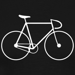 Velo Bike Fixie T-Shirts - Men's Premium T-Shirt