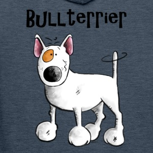 Sweet Bull Terrier - Dog - Dogs Hoodies & Sweatshirts - Men's Premium Hoodie