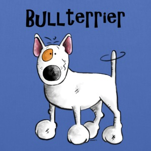 Sweet Bull Terrier - Dog - Dogs Bags & Backpacks - Tote Bag